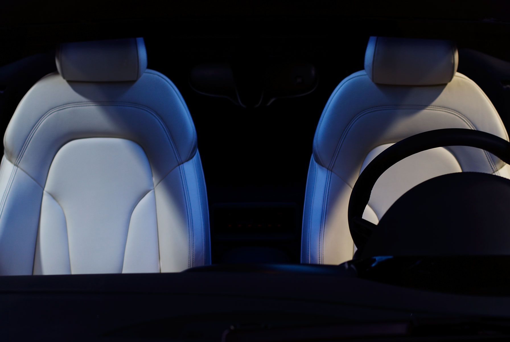 Automobil-Messefotografie