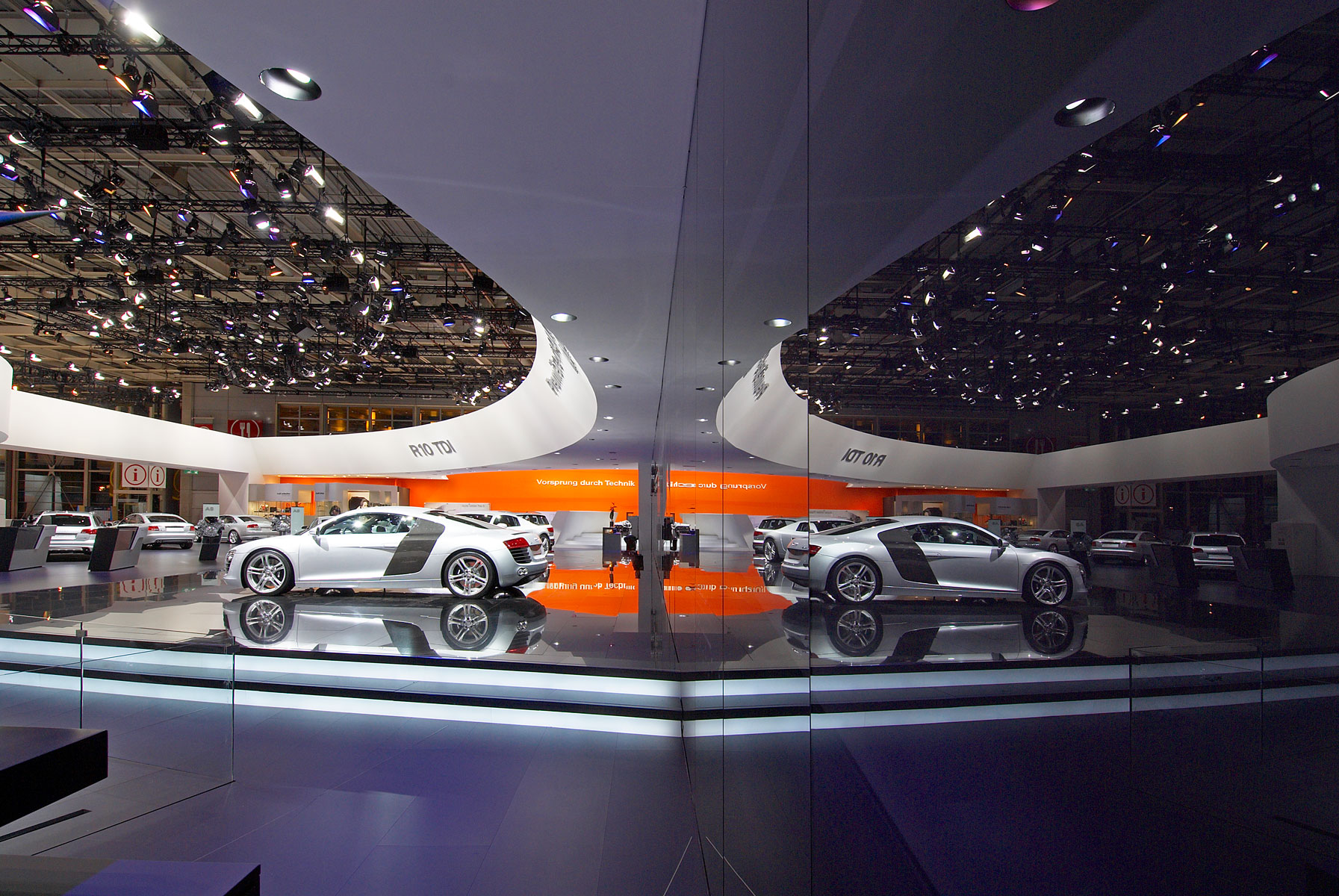 Messefotografie – AUDI Paris Expo