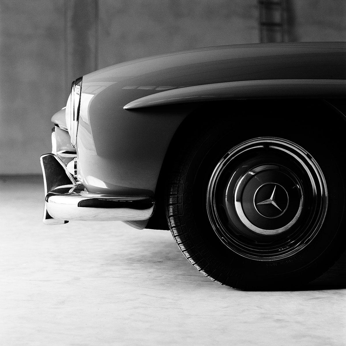Oldtimer-Fotograf Christoph Vohler