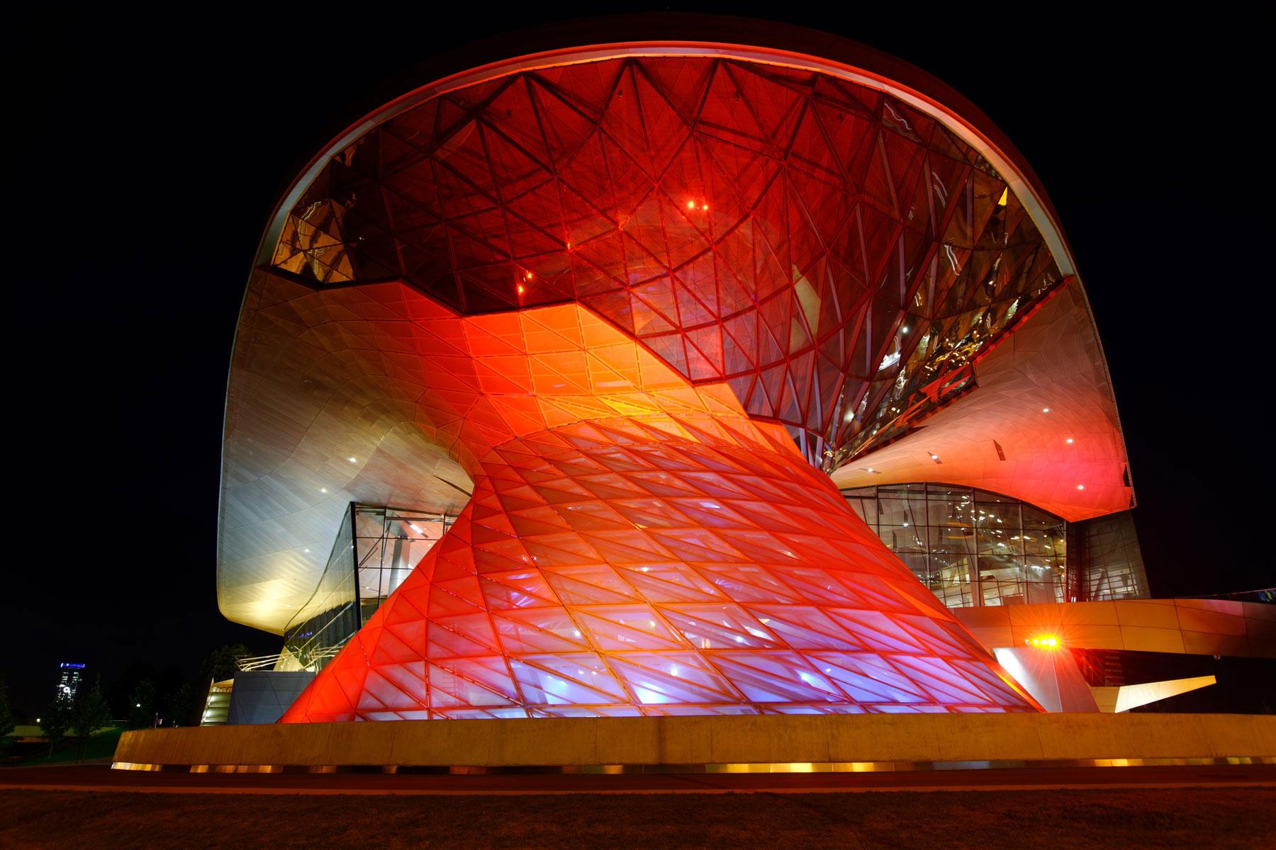 Architektur-Fotos: BMW Welt
