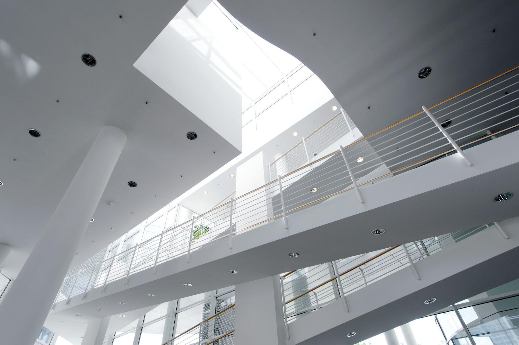 Architekturfotografie: Großprojekte