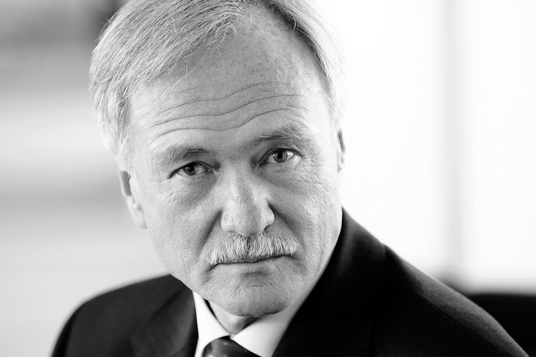 Celebrity Portrait: Dr. Joachim Faber