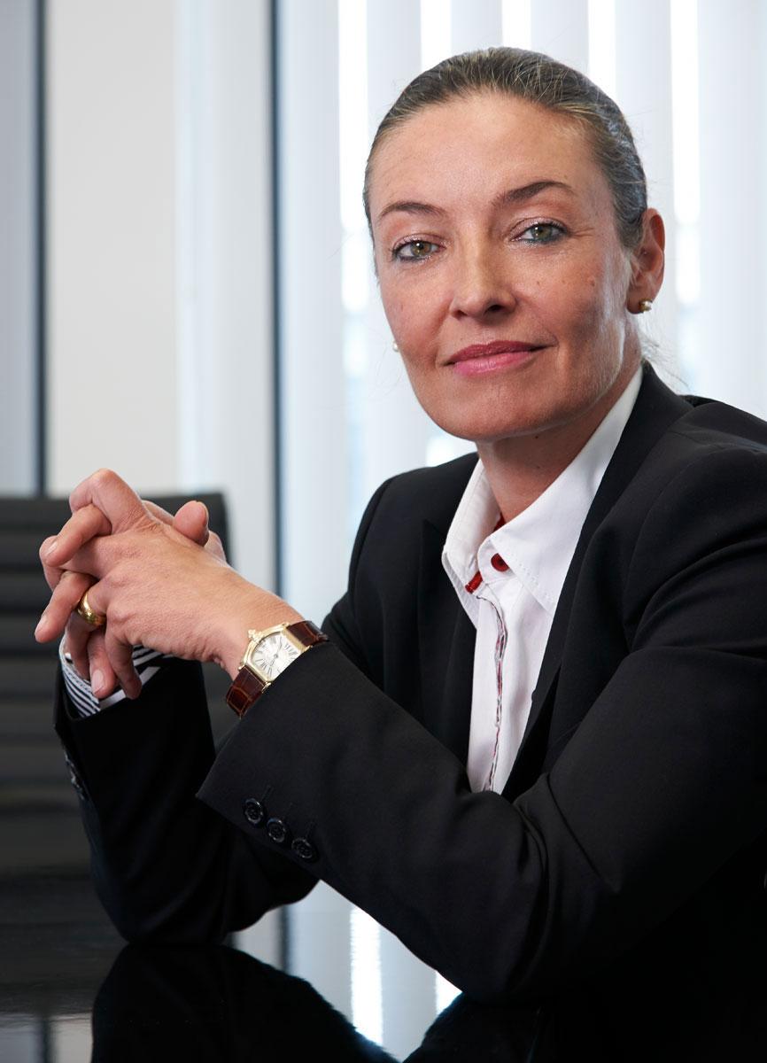 CEO Portraits: Nina Wegner