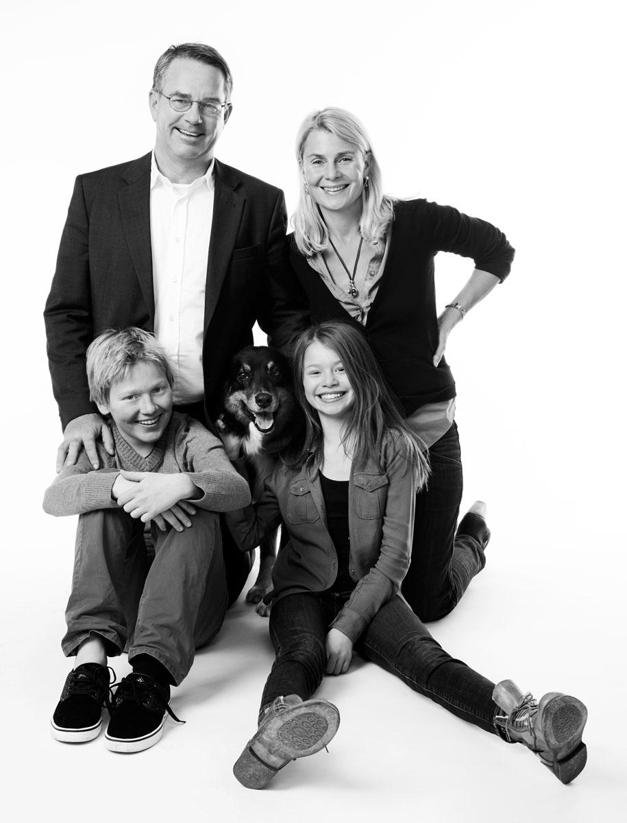 Genre Familienfoto