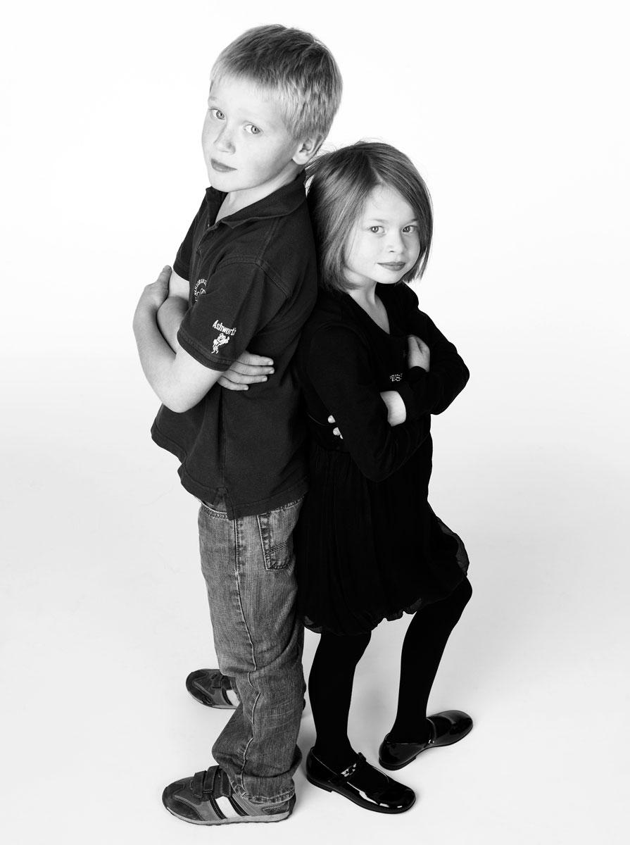Familien-Portraits
