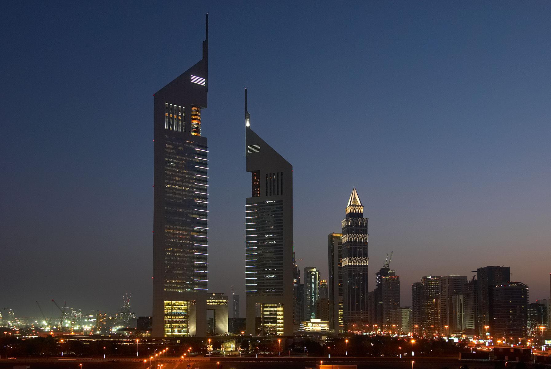 Architekturfotografie Dubai