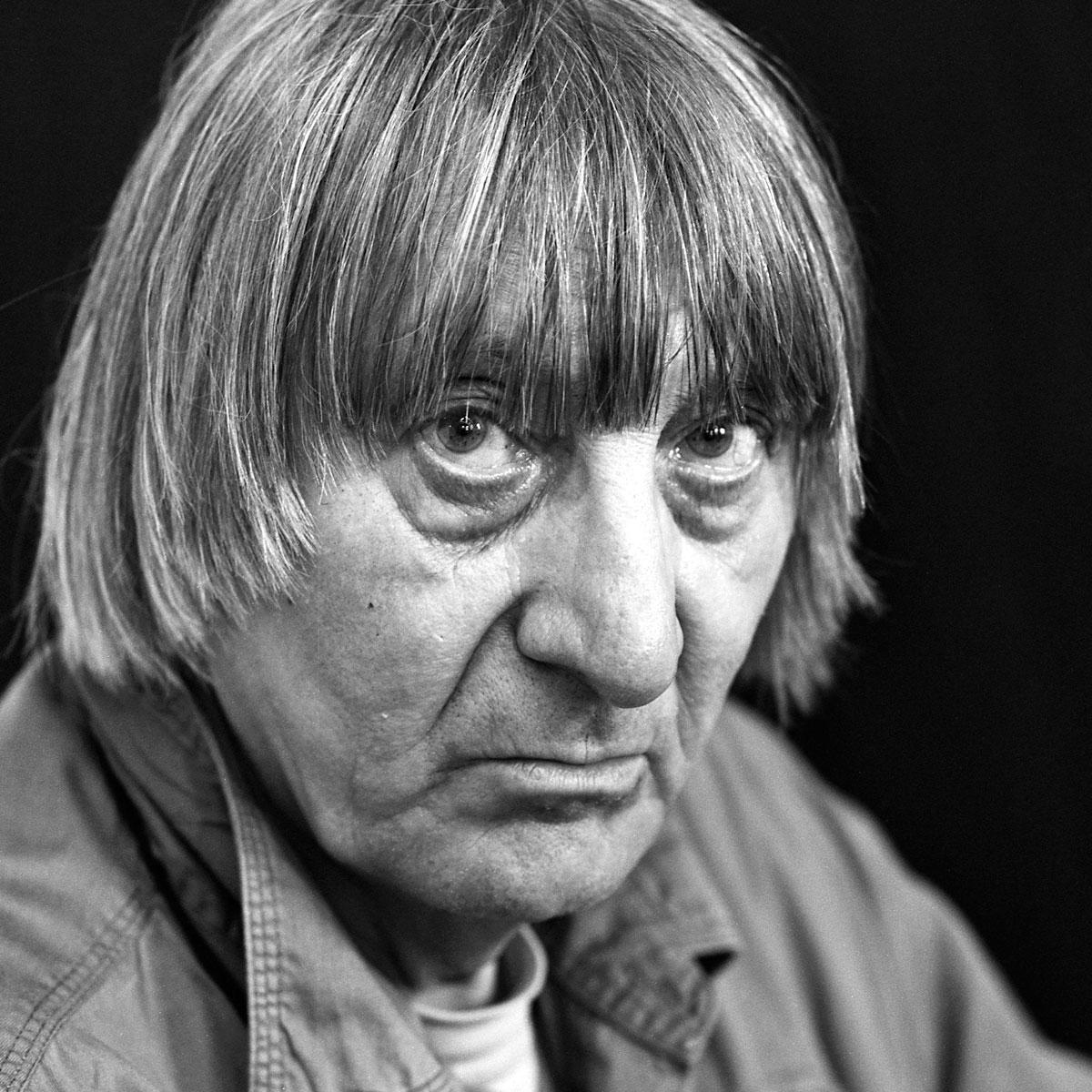 Fotograf Walter Schels, der Magier der Kamera, im Fokus von Christoph Vohler.