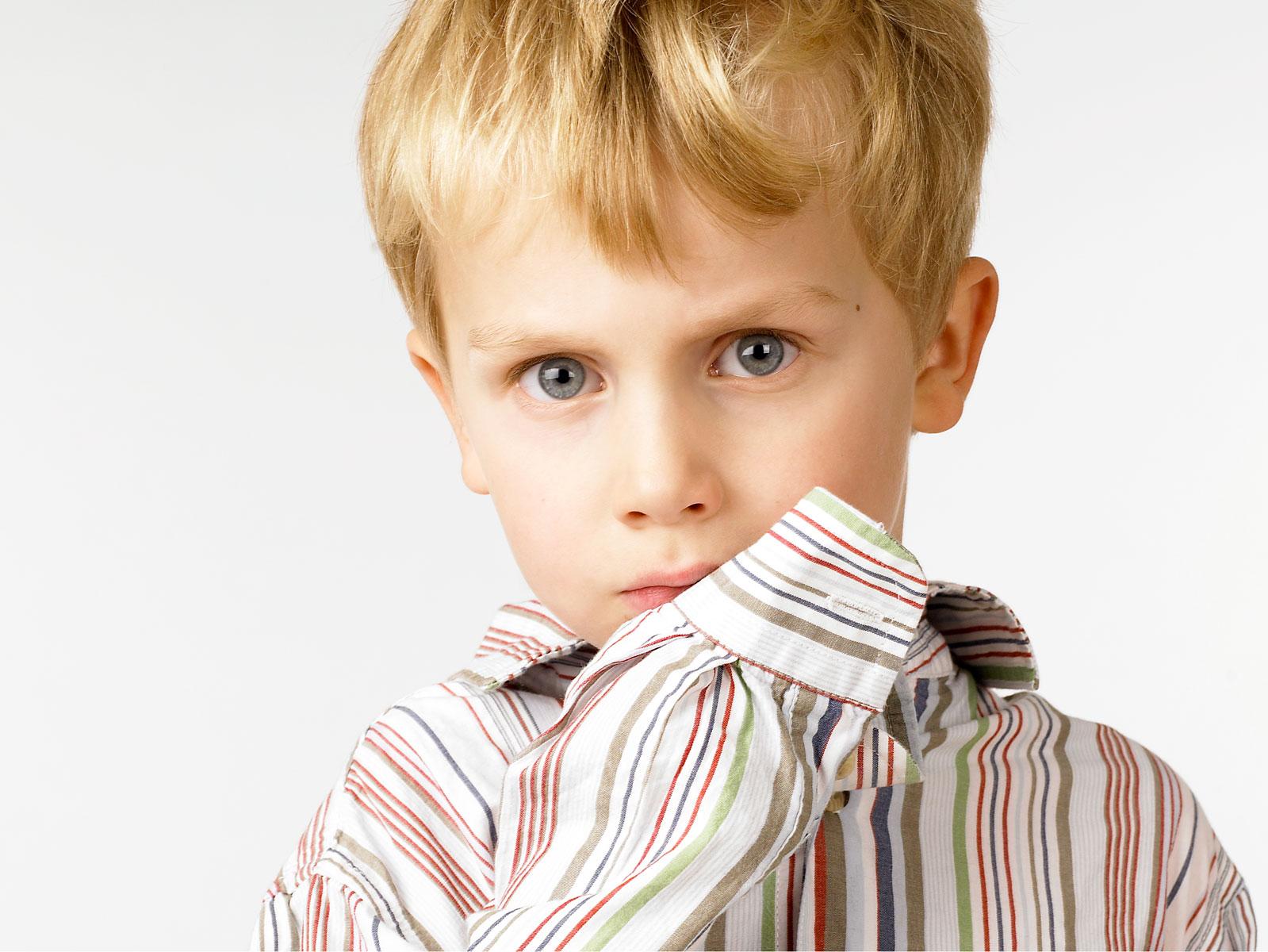 Kinder-Portraits sind Momentaufnahme und Zeitdokument zugleich.
