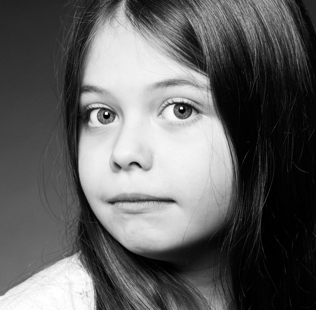 Zeitdokument Kinderfotografie: sieben Jahre später