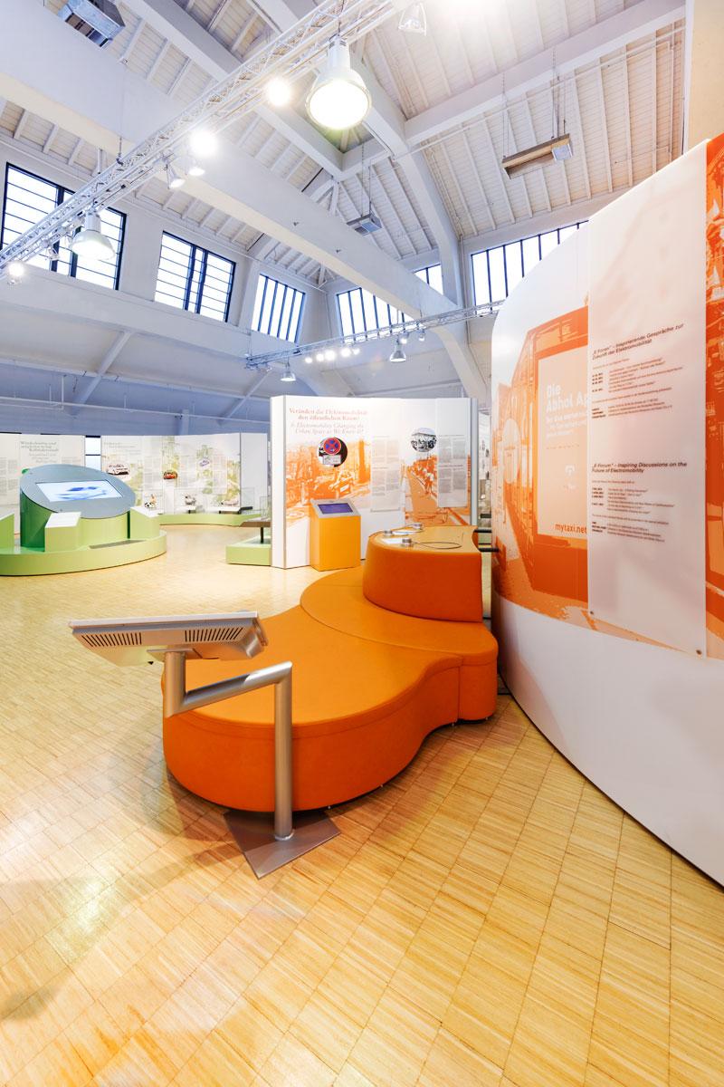 Messefotografie – Deutsches Museum