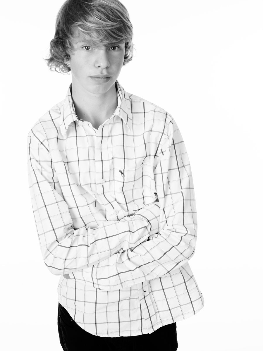 Teenager-Portaits